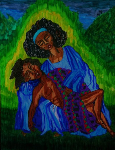 black-pieta-by-stacey-torres